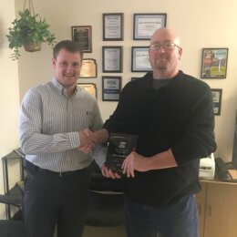 2018 Top Company Driver – Safety