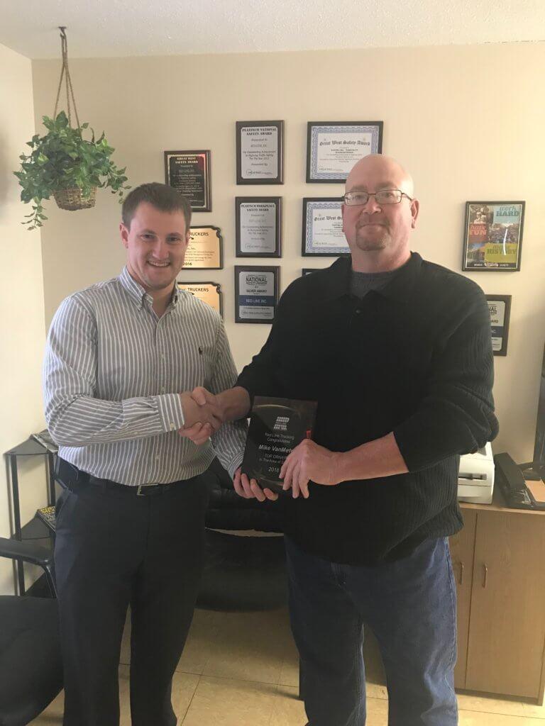 Mike V Award