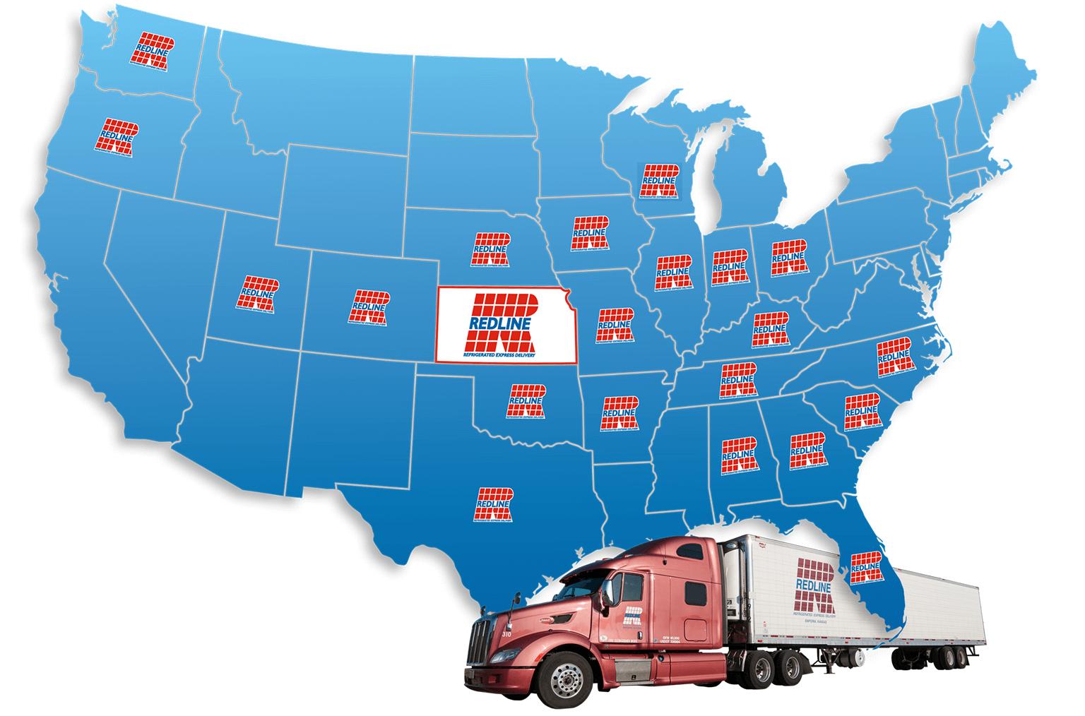 redline-trucking-refrigerated-transport-service-areas